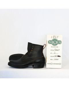 "FS Robert 55 6"" Black L-11.5AA R-11.5AA (NEW OLD STOCK) 1865"