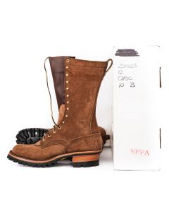 "FS Hot Shot® 55 12"" Chocolate Roughout L-10.0B R-10.0B (NEW IN BOX) 1904"