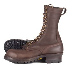BuilderPro™ Walnut 55 Classic Arch Steel Toe 11.5B (Slight wear) 2191