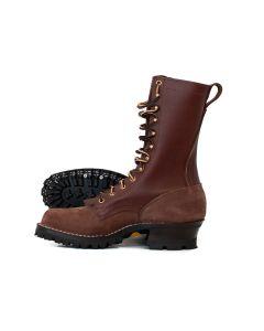 BuilderPro™ Chocolate 55 Classic Arch Standard Toe