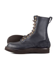 Hooligan Black FT Natural Midsole Moderate Arch 8FFF - Ready to Ship - Free Shipping!