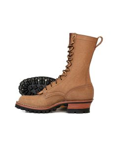 Hot Shot® Tan Roughout 55 Classic Arch Standard Toe (NFPA Option) - STOCK - Free Shipping!