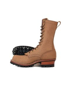 Hot Shot® Tan Roughout 67 Classic Arch Sprung Toe (NFPA Option)