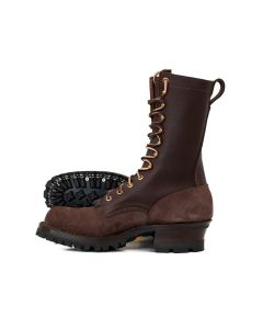 Hot Shot® Walnut 67 Classic Arch Sprung Toe (NFPA Option) 7.0D - Ready to Ship - Free Shipping!
