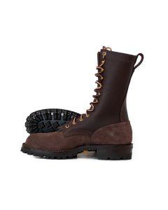 Hot Shot® Walnut FT Moderate Arch Lower Heel (stitched-thru, thick) - NFPA - STOCK - Free Shipping!