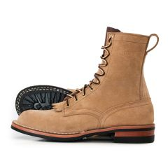 Ranger Tan Roughout FT Moderate Arch - STOCK - Free Shipping!
