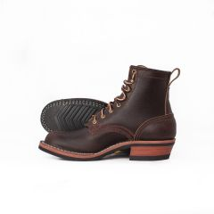 Robert Brown Waxed Flesh 55 Classic Arch Standard Toe