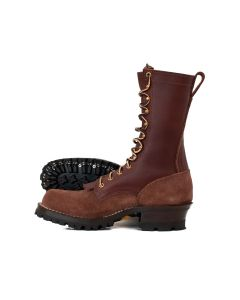 BuilderPro™ Chocolate 67 Classic Arch Sprung Toe 4.0E - Ready to Ship - Free Shipping!
