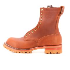 BuilderPro™ 1964 Brown 8'' FT - Moderate Arch 9.5B Safety Toe - Ready to Ship - Free Shipping!