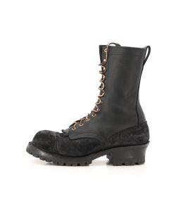 """FS BuilderPro® 67 10"""" Black Safety Toe Toe-Cap R-10EE L-10EE Light Blemishes 2312"""