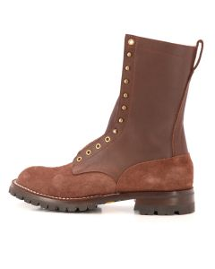 """BuilderPro™ Walnut FT Moderate Arch Lower Heel (stitched-thru, thick) 10"""" 12.5 E - Ready to Ship - Free Shipping!"""