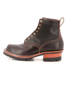 """Urban Logger® Brown Waxed Flesh 55 Classic Arch Standard Toe 6"""" 10EE - Ready to Ship - Free Shipping!"""
