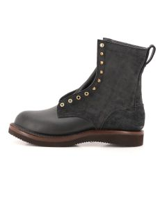 Hooligan Black Wedge Moderate Arch 12E- Ready to Ship- Free Shipping