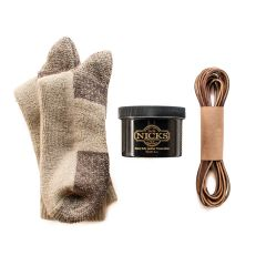 Accessory Bundle - Laces, Grease, Socks