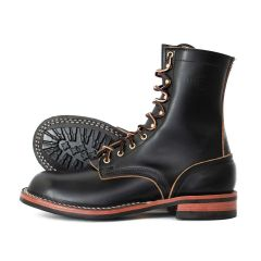 Officer Boot Black FT Moderate Arch