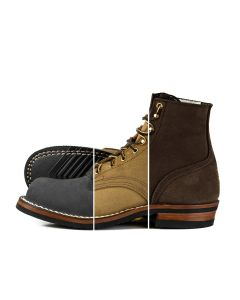 Prospector Roughout 67 Classic Arch Sprung Toe - QUICK SHIP - BEST SELLER - FREE SHIPPING
