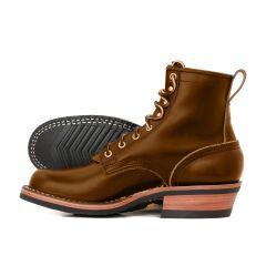 Robert British Tan CXL 55 Classic Arch Standard Toe