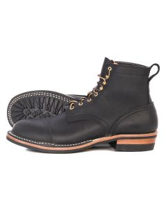 Task Boot by Craft and Lore Black FT Moderate Arch 12.5E - Ready to ship - Free shipping!