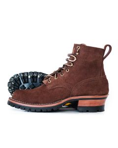 Urban Logger® Chocolate Roughout-STOCK- Free Shipping!