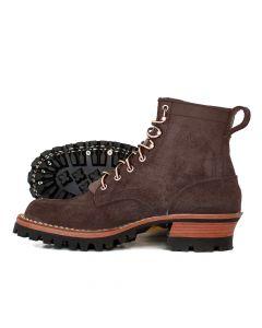 Urban Logger® Walnut Roughout 55 Classic Arch Standard Toe 13.0E - Ready to Ship - Free Shipping!