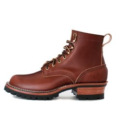 Urban Logger® English Bridle Veg Tan 55 Classic Arch Standard Toe
