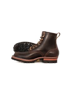 Urban Logger® Brown Waxed Flesh Moderate Arch