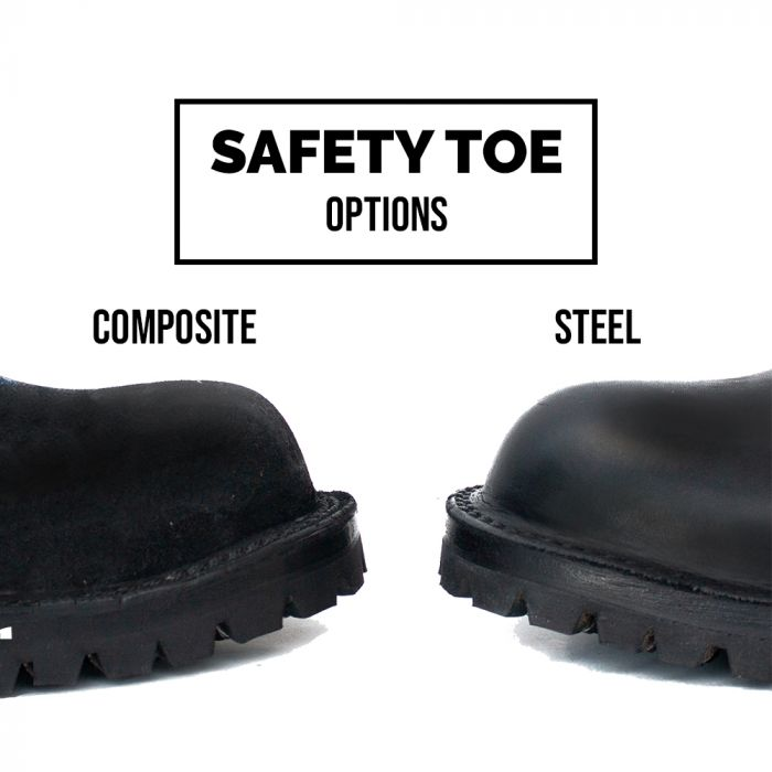 Are Composite Toe Boots As Safe As Steel Toe Boots? Composite Toes Explained