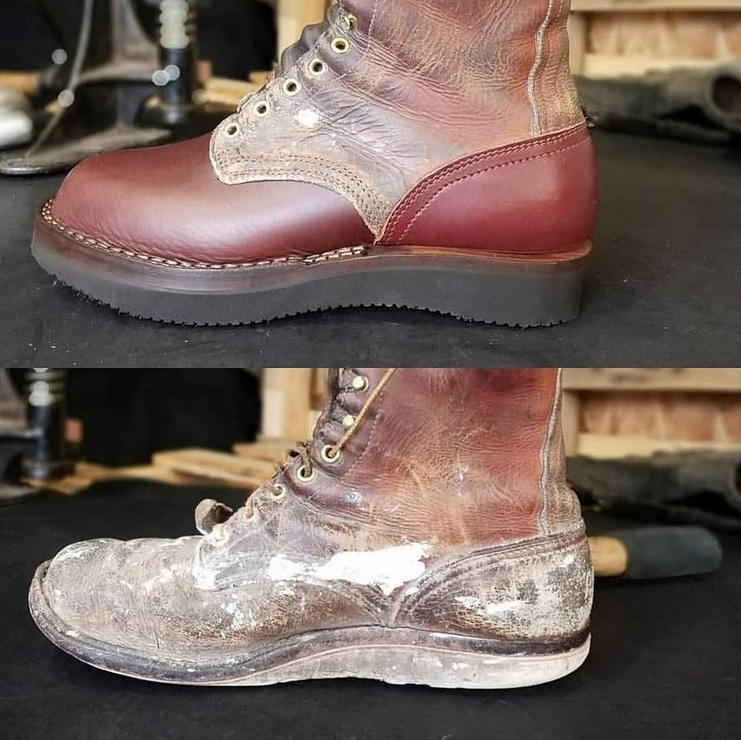 Can Leather Boots Be Fixed?