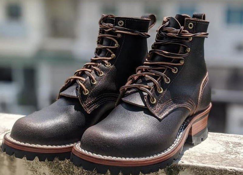 How To Darken Leather Boots