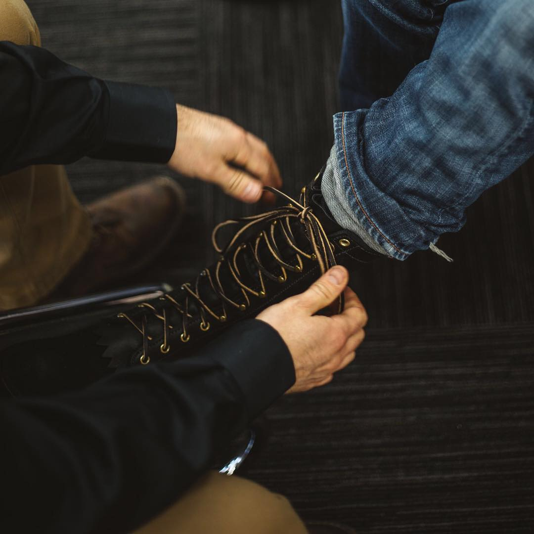 How To Lace Up Logger Boots: 3 Lacing Patterns To Learn