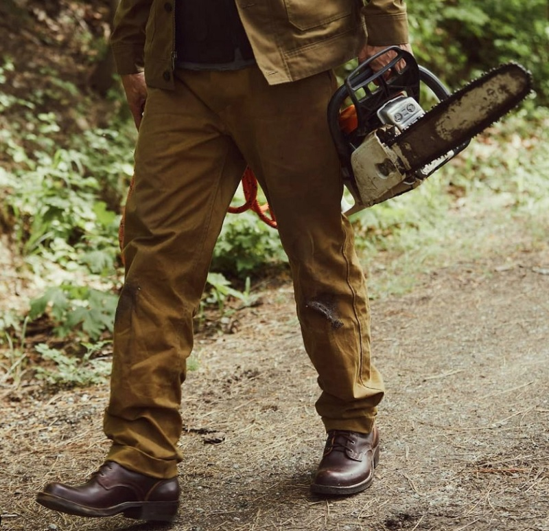 What's The Point Of Logger Boots? They're Great For More Than Just Logging