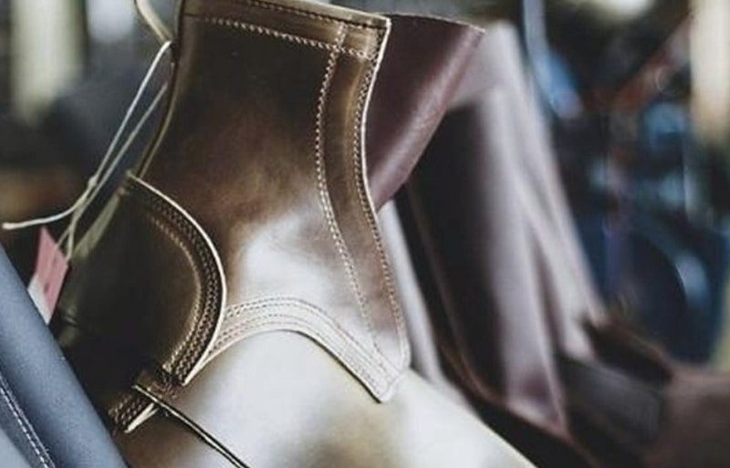 Leather Grain Explained