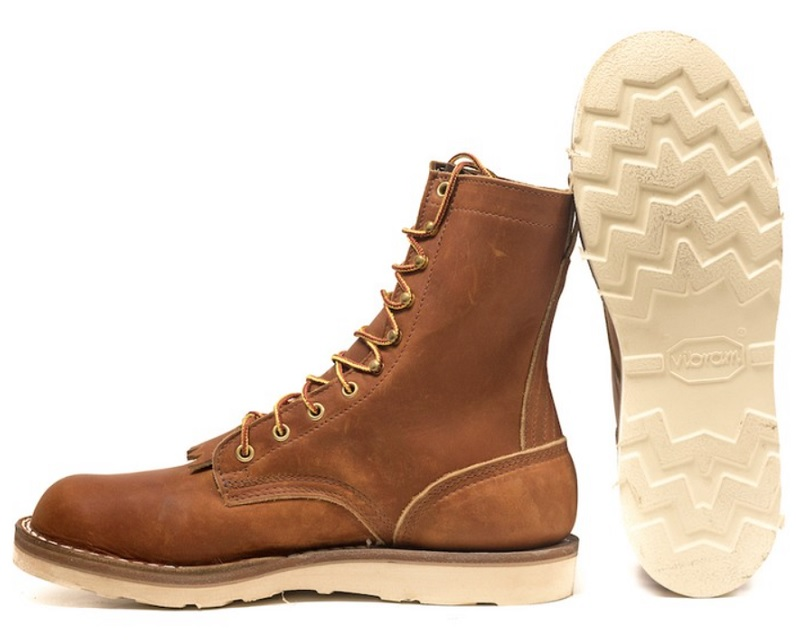 Why Nick's Handmade Boots' Wedge Sole Boots? What Sets Ours Apart