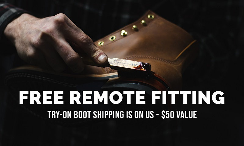 How To Get Fit For Work Boots Remotely