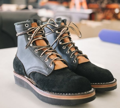 Why Wedge Sole Work Boots Are Good For More Than Just Work