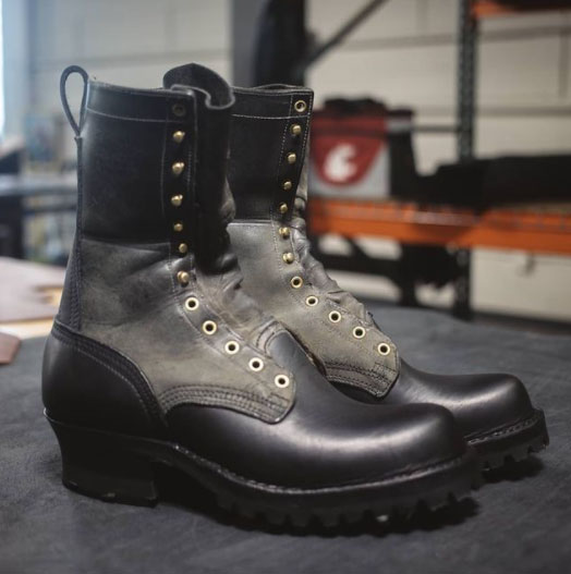 What Leather To Get For Black Boots