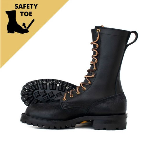 I Need Steel Toe Work Boots; What Makes Them Comfortable To Wear?