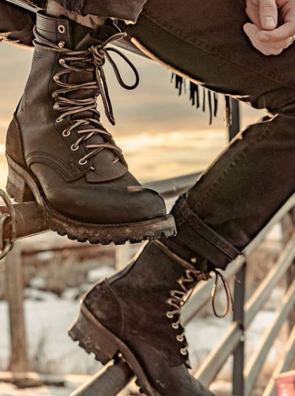 Why A Raised Heel? Benefits Of A Taller Boot