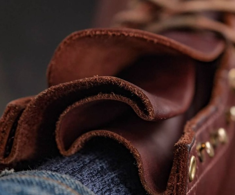 best leather used for work boots