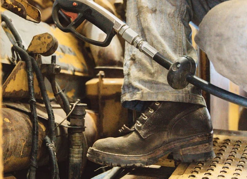 the best steel toe work boots from nicks boots