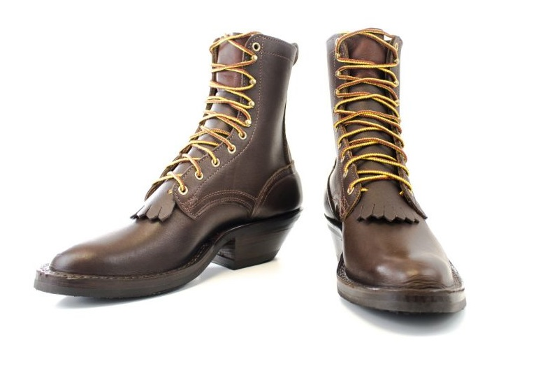 high quality leather work boots