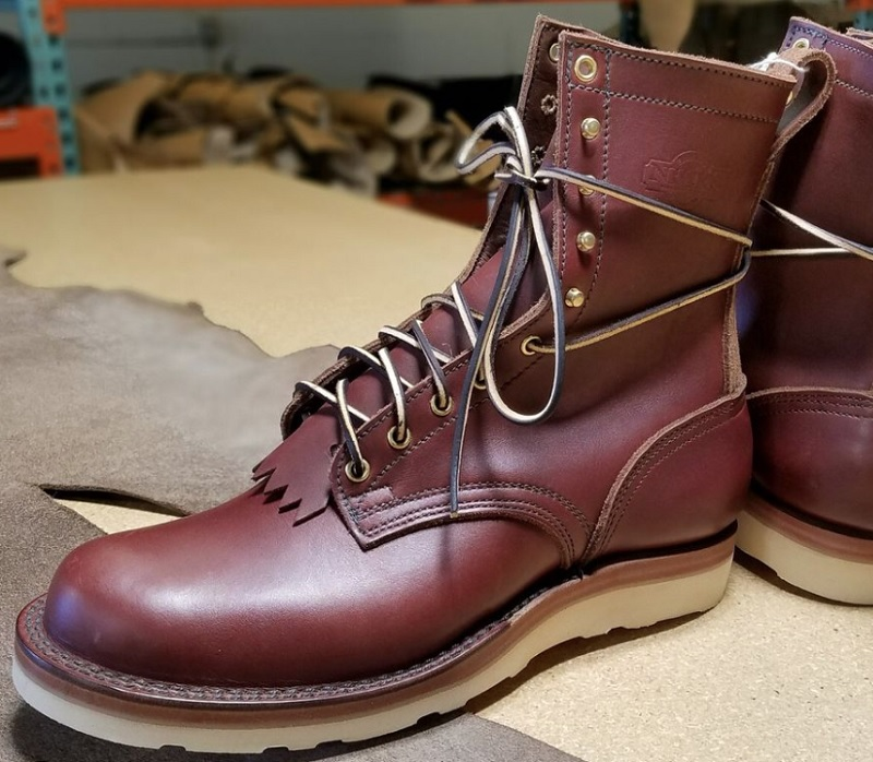 comfortable custom fit boots