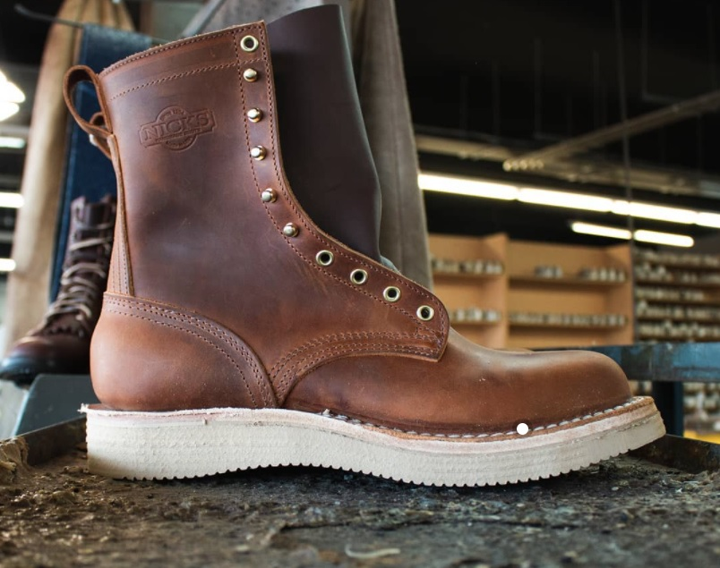 thick wedge sole comfortable boots