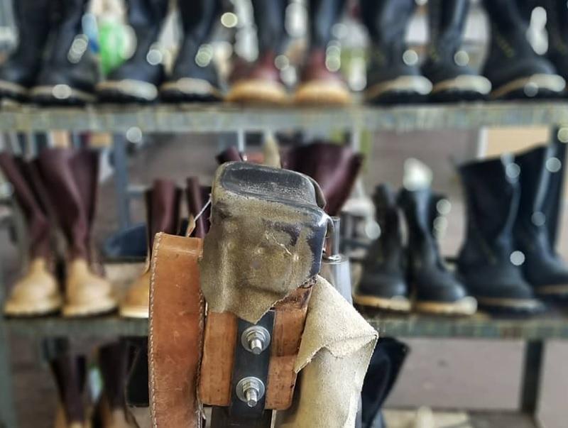 building custom boots