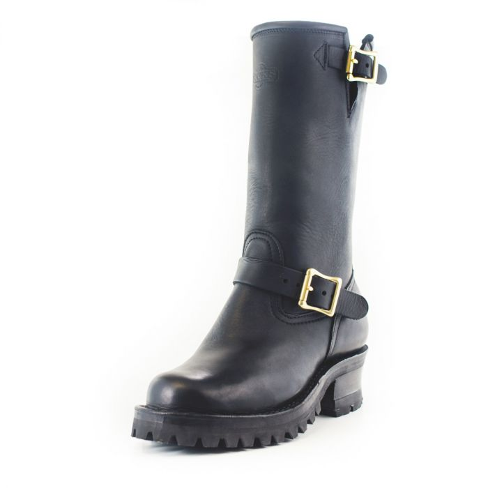 motorcycle boots engineer style