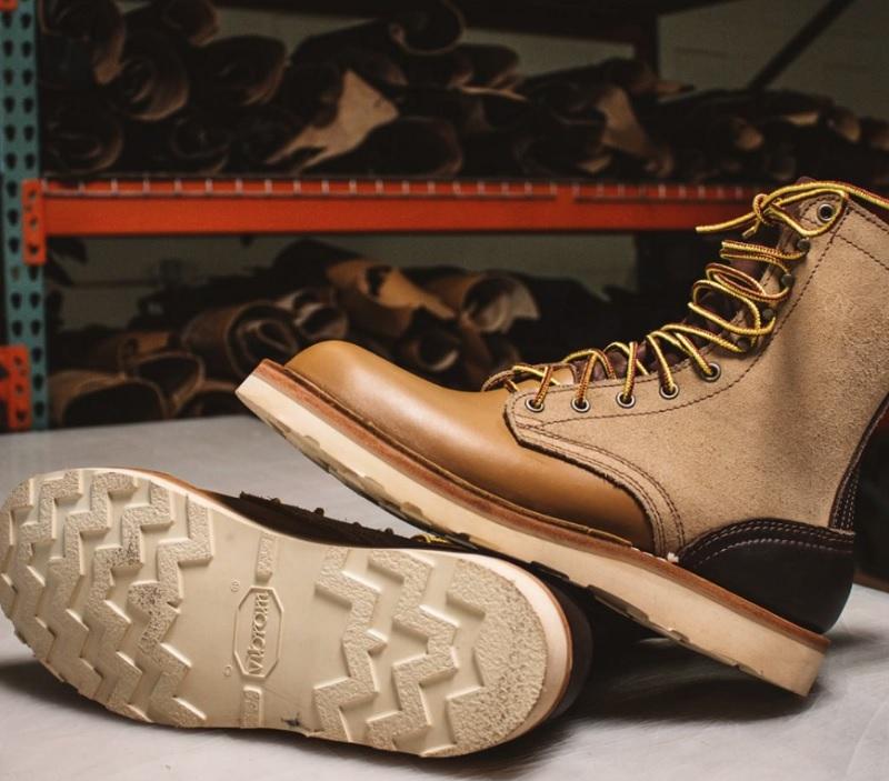 custom made wedge sole nicks boots