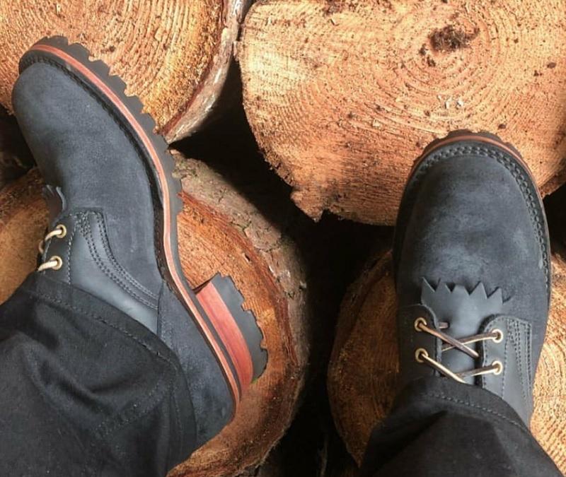 making good logger boots