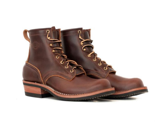 get the right heel for your work boots