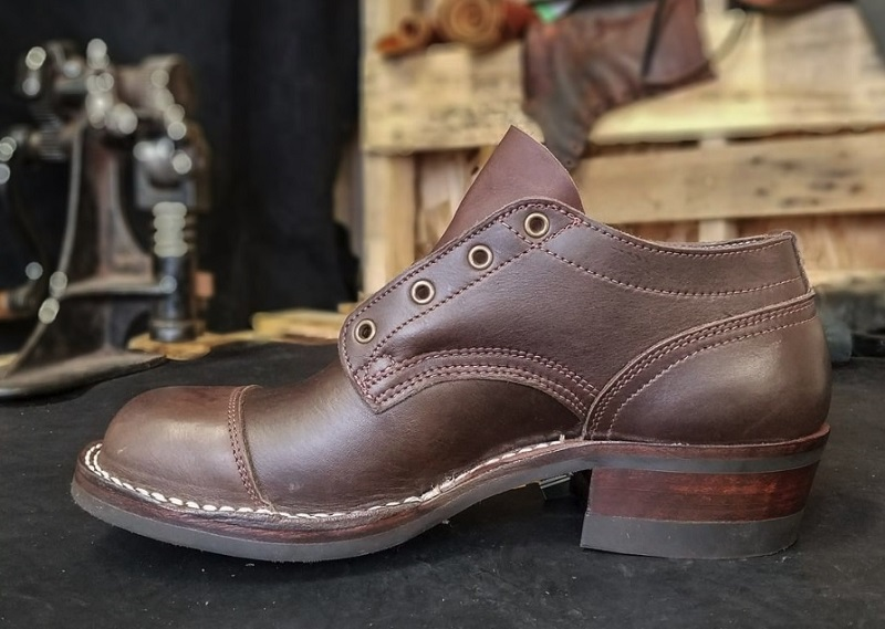 manito handmade leather shoes