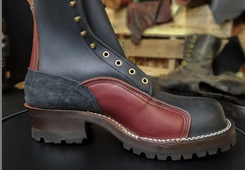 importance of raised heel work boots